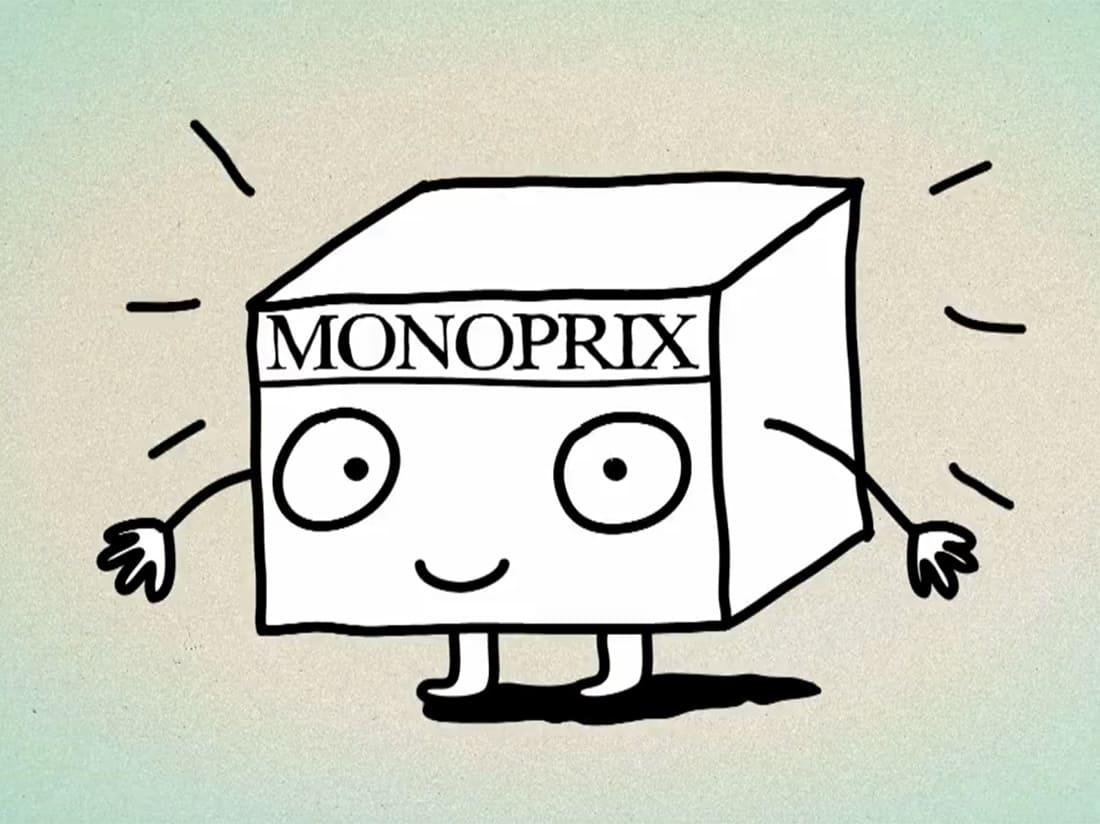 illustration boite Monoprix