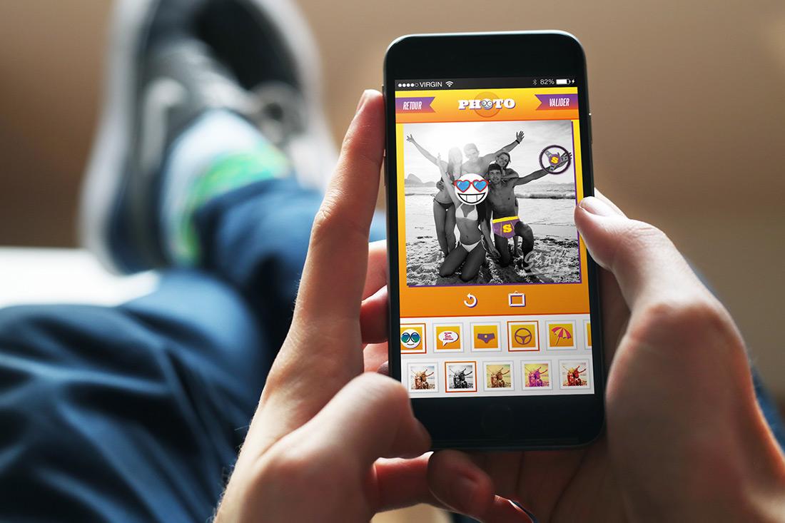 Sécurité Routière application smartphone SAM
