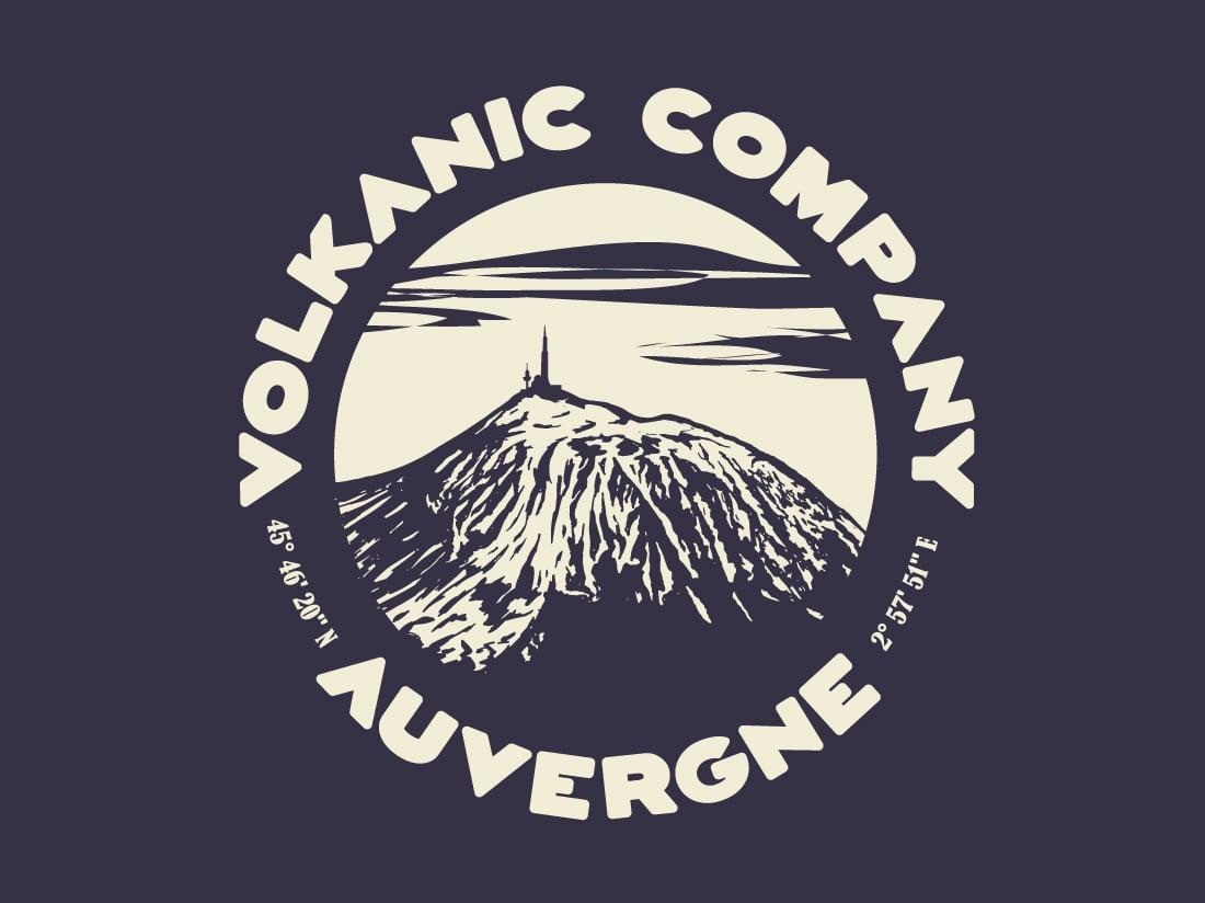 T-shirt Puy de Dome