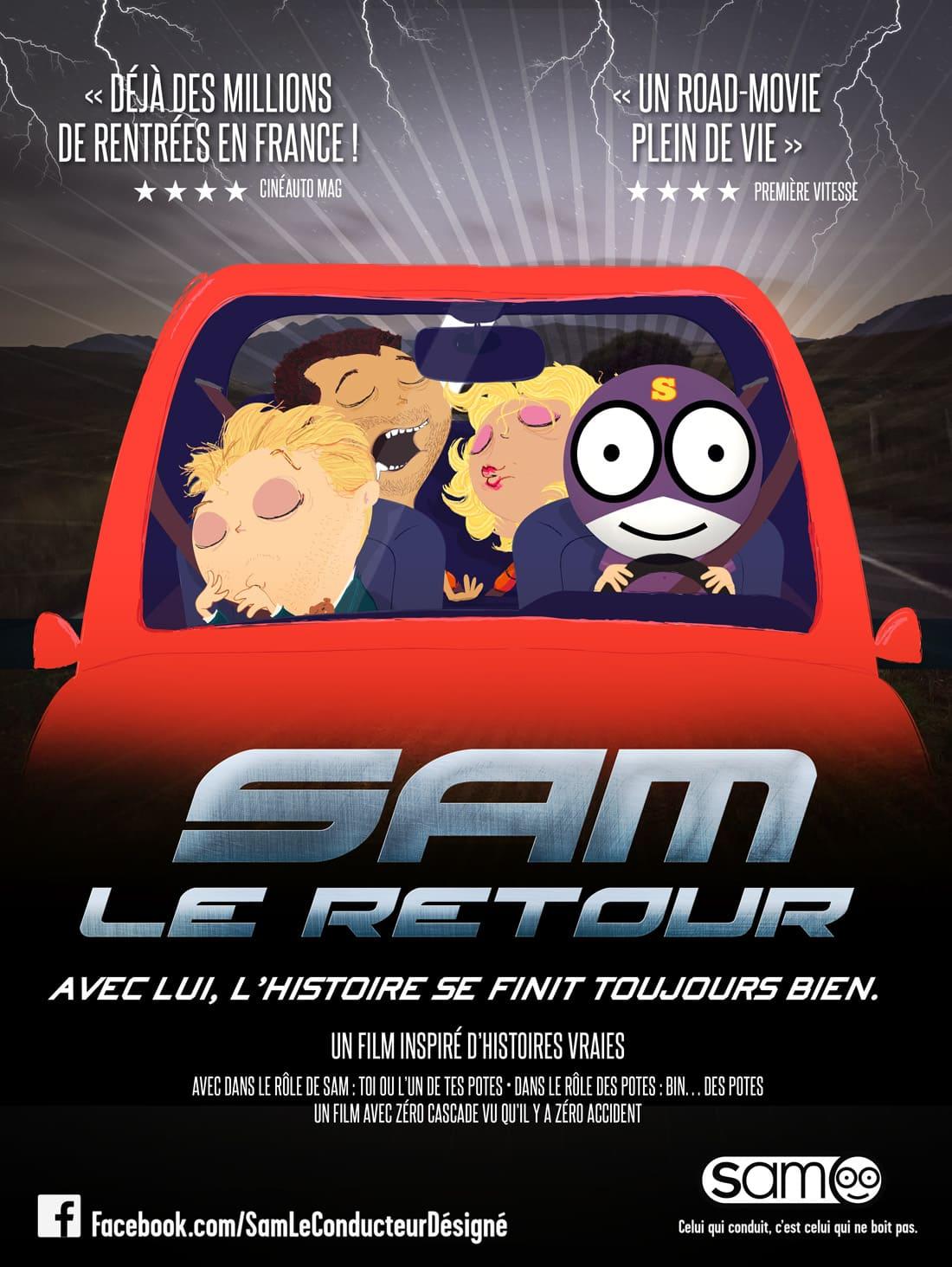 SAM Sécurité Routière