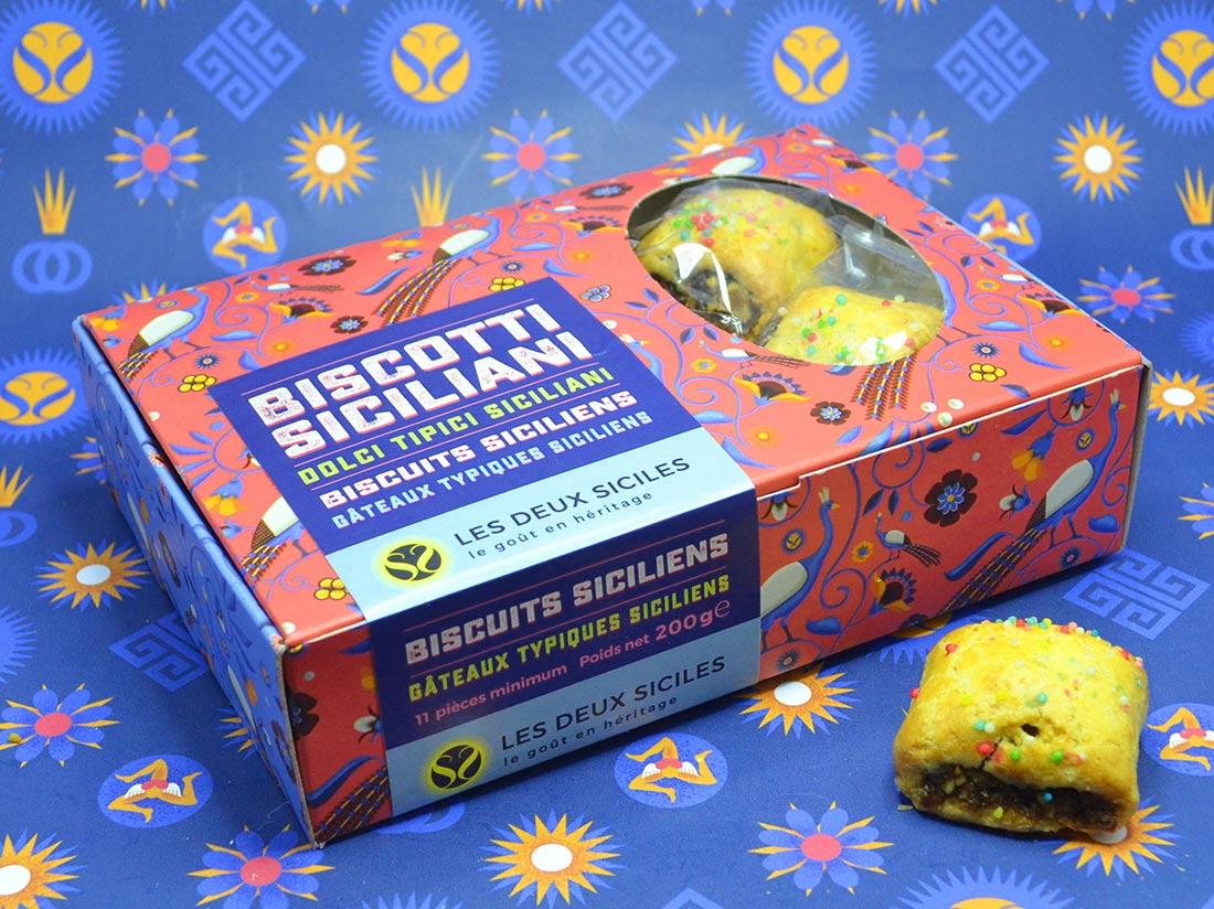 Box Biscotti Siciliani