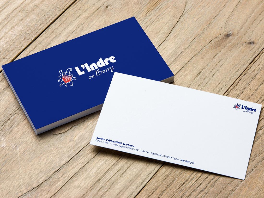 Logo cartes de correspondances