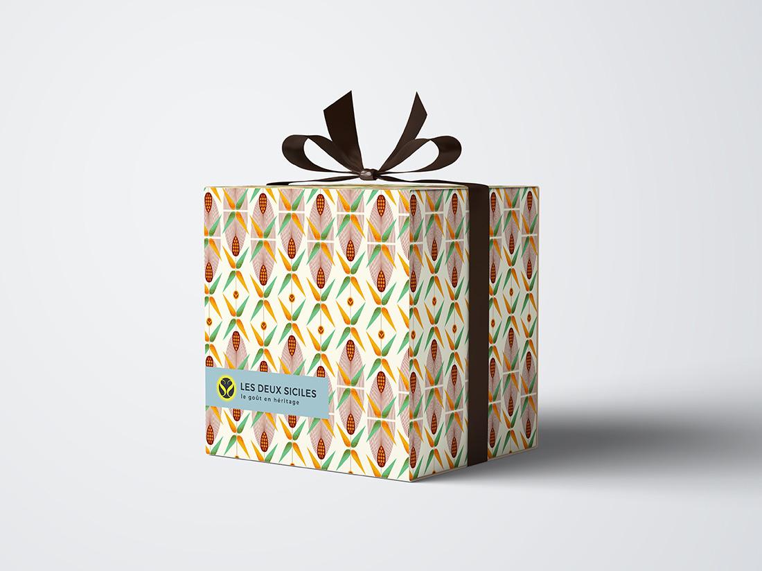 Box cadeaux Les Deux Siciles
