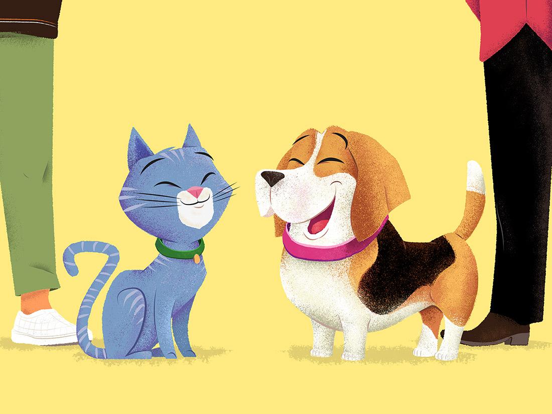 I-CAD identification des chiens et chats