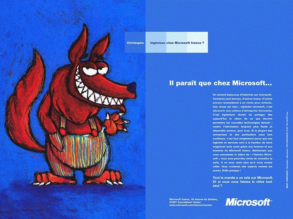 Microsoft RH